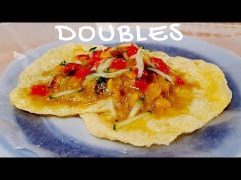 Trini Doubles Recipe In Under 5 Mins | Easy Doubles Recipe - Episode 965