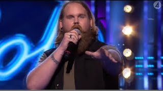 Christoffer Kläfford Idol 2017 - Alla moment