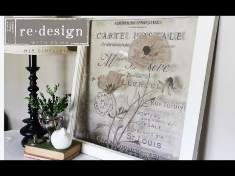 Decoration Carte Postale.Redesign Project Old Window Wall Decor Upcycle Project