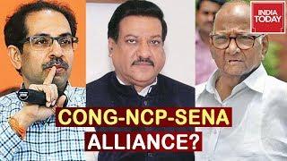 Maharashtra President's Rule: Will Shiv Sena Join Congress-NCP?