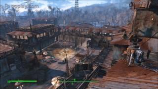 Fallout 4 - Massive Sanctuary no mods or DLC