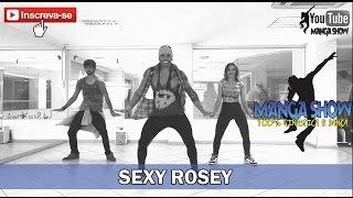 Flavour - Sexy Rosey ft. P-Square  COREOGRAFIA ZUMBA BRASIL - MANGA SHOW