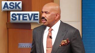 Ask Steve: My husband is cheap!    STEVE HARVEY