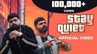 Gambar cover Stay Quiet | Official Video | Khush Romana | Stepping Stone Music | Latest Songs 2020