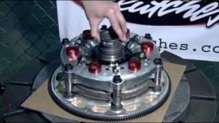 Сцепление гоночного автомобиля