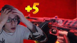 +5 TOMMY GUN!! EFSANE! - ZULA