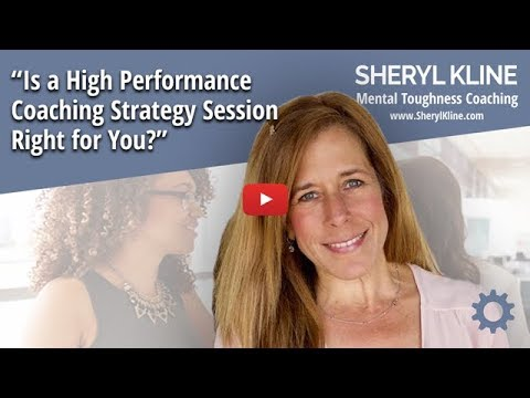 Is a High Performance Coaching Strategy Session Right for You?