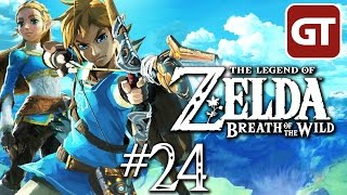 Thumbnail für Zelda: Breath of the Wild #24 - Die krasse MacGyver-Explosivfass-Aktion