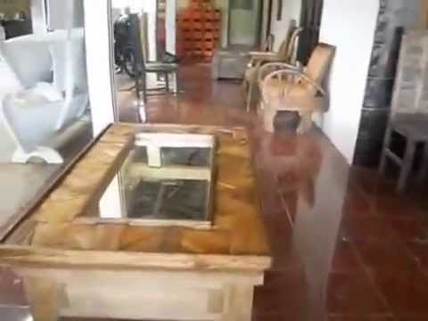 Teak Meuble Antique From Jepara Central Java Indonesia flv