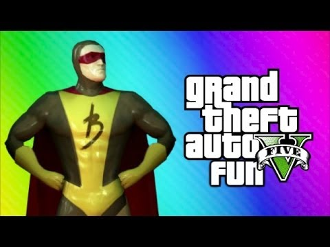 Thumbnail: GTA 5 Online Funny Moments - Brown Streak Man, Changing Room Glitch, Poop Cop, Daw SHIT!
