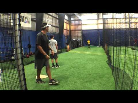 Tyler Joe Pitching Lesson 9 16 15