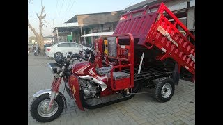 Loader rickshawwith jeck 200cc 2018