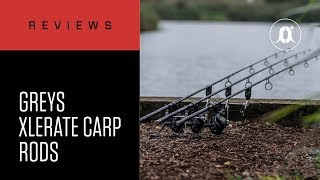 CARPologyTV - Greys Xlerate Rods Review