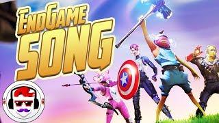Fortnite Avengers Endgame Rap Song | The Avengers | Rockit Gaming
