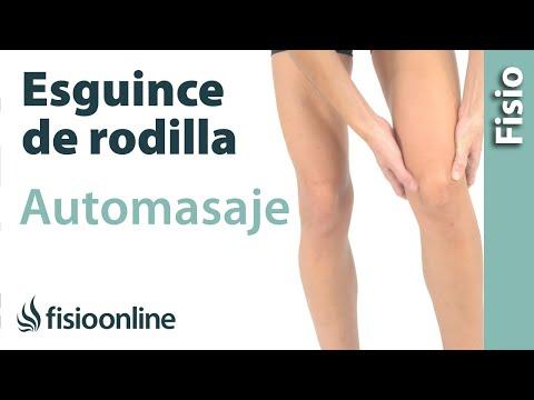tratamiento para tendinitis detras de la rodilla