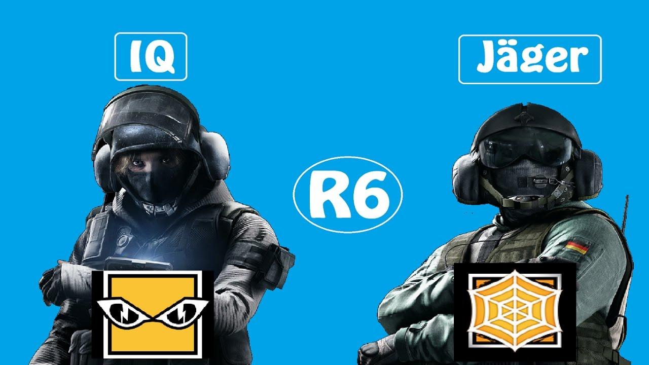 r6 iq