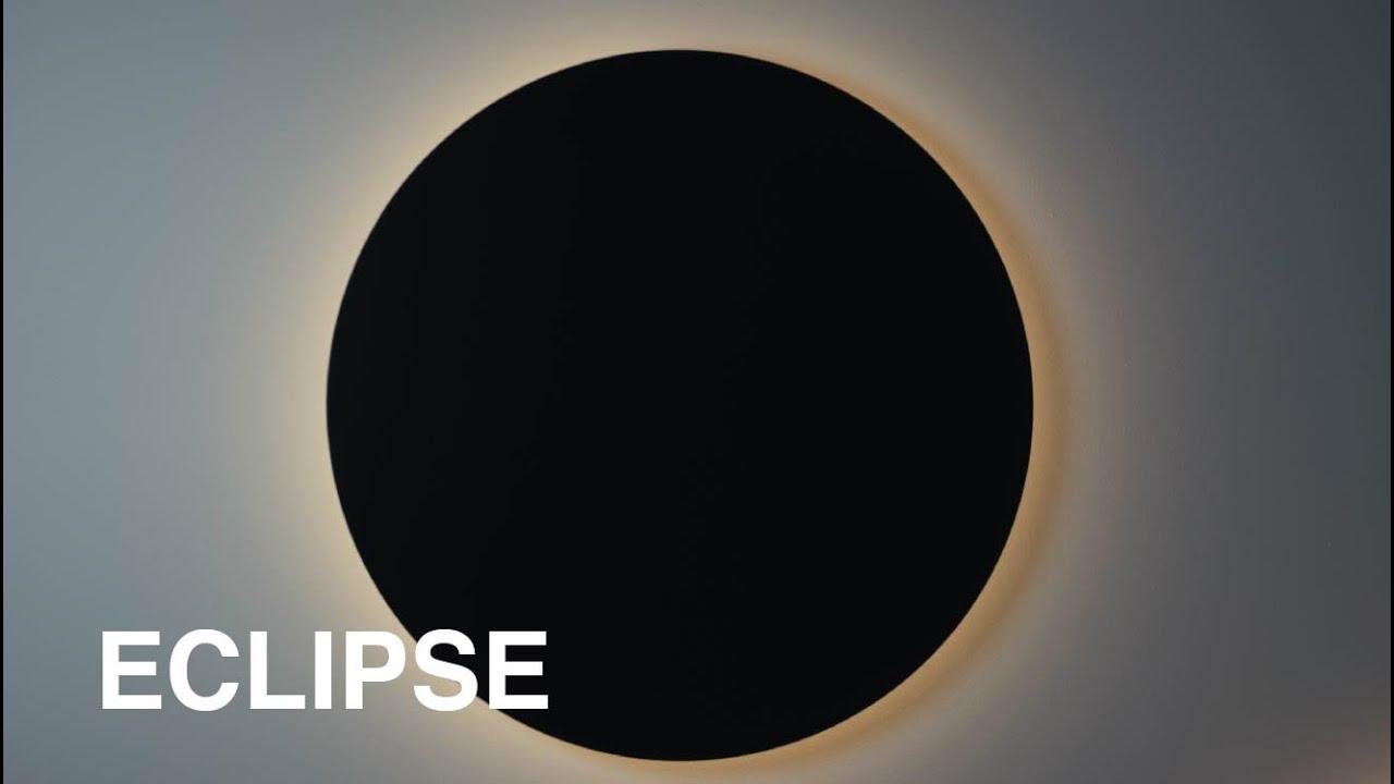 Apliques y plafones de la familia Eclipse - iMdi iluminación.