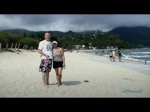 Whole Trip on Banca to Puerto Galera & White Beach, Philippines