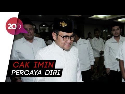 Cak Imin soal Cawapres Jokowi: Saingan Saya Cuma Gatot