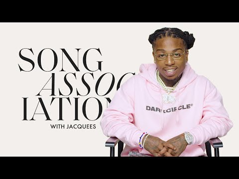 Jacquees Sings Chris Brown, Ella Mai, And Dreezy In A Game Of Song Association | ELLE