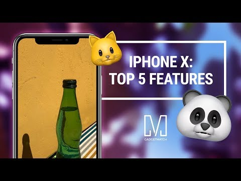 Download Youtube: iPhone X: Top 5 Features