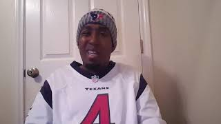 Houston Texans embarrassing loss to the Baltimore Ravens