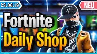 'NEW' BIZ SKIN IM SHOP - Fortnite Daily Shop (23 juin 2019)