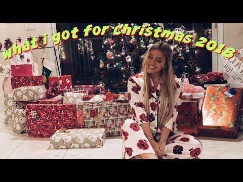 (LUXURY) WHAT I GOT FOR CHRISTMAS 2018    Natalie Nicole