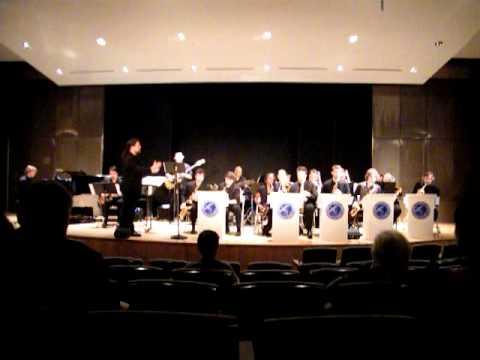New York Jazz Academy Manhattan Big Band - Amoroso