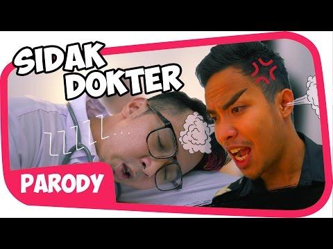 PARODI DOKTER TIDUR KENA SIDAK !! Wkwkwk [ kompilasi instagram ]