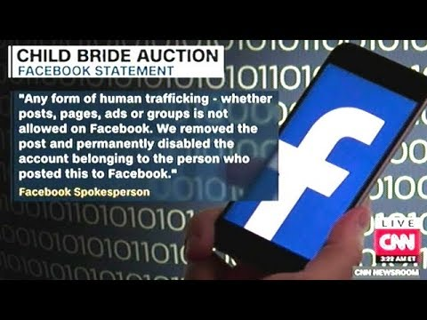 Family Uses Facebook To Auction Off Child Bride For 500 Cows, 3 Cars And $10,000 Dollars!