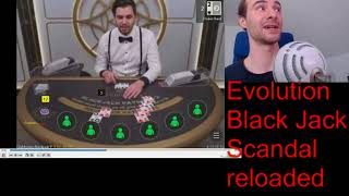 Addon to the Online Black Jack Evolution Scandal: Disclusure of even more Issues