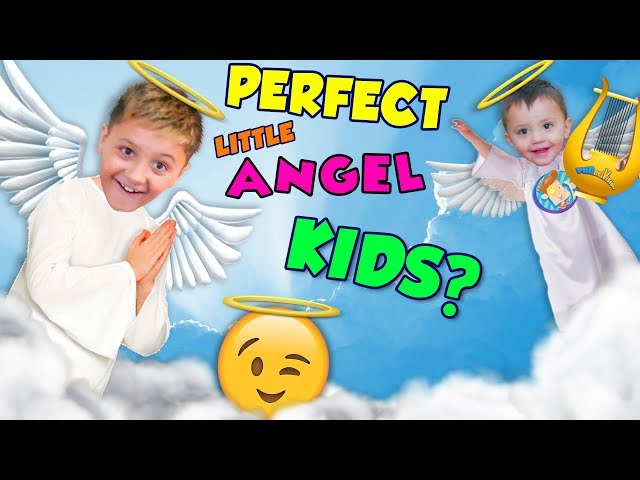 NOT SO PERFECT LITTLE ANGELS! FUNNEL VIS Vlog