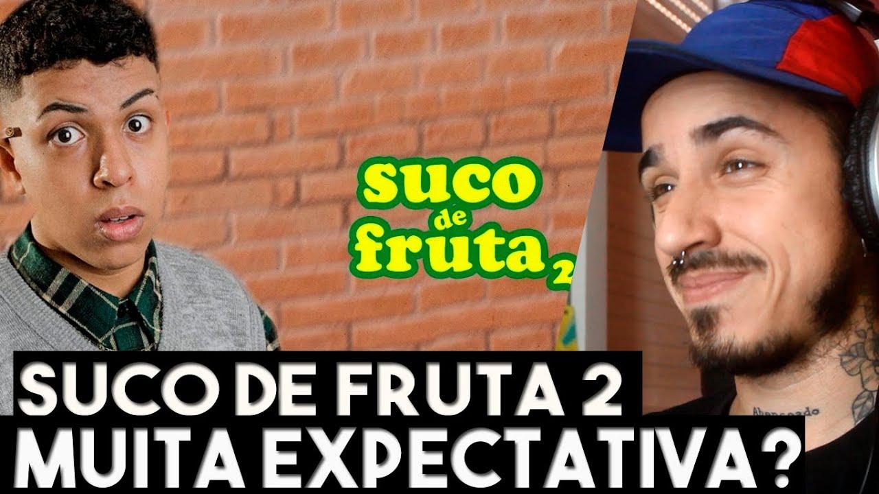 SUCO DE FRUTA 2 | Mikezin | Prod. Greezy / REACT GRANAMC