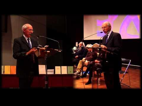Lecture du 18 décembre 2012 au Centre Universitaire Malesherbes
