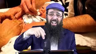 הרב יעקב בן חנן - ההסכם עם הקדוש ברוך הוא