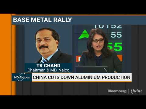 Global Rally In Aluminium Prices