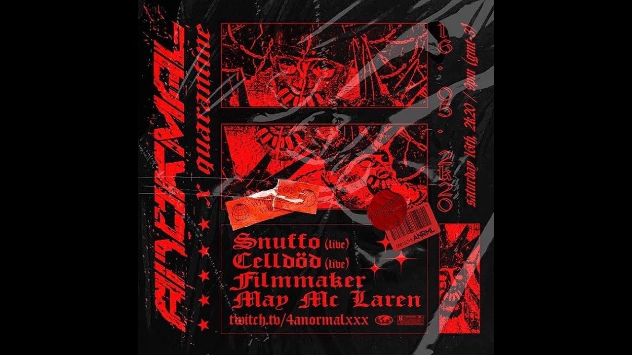 FILMMAKER - DJ SET @ ANORMAL X QUARANTINE