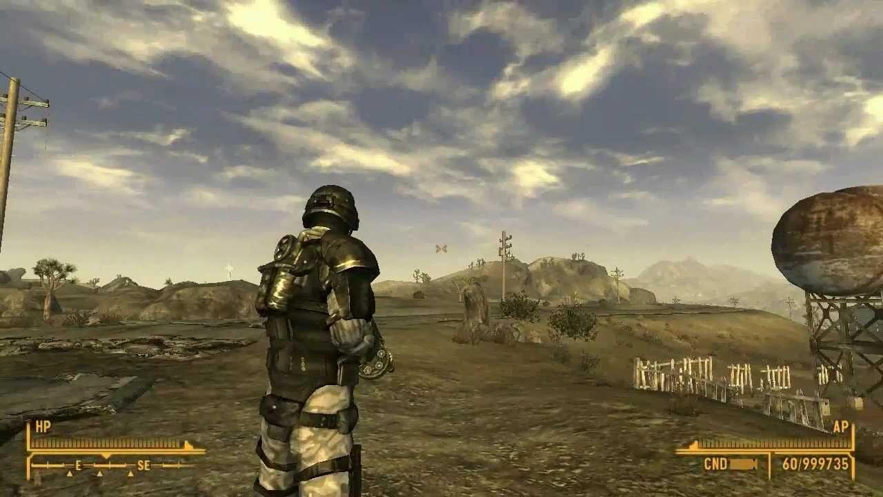 Falloutnew Vegas Automatic Plasma Rifle Youtube