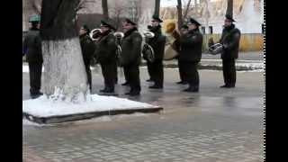 Эстафета Победы в Вороново