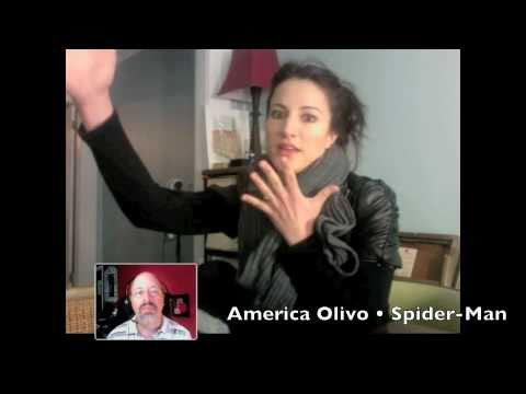 America Olivo on how to survive as an actress!
