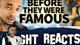 Reacting To FlightReacts | Before They Were Famous!