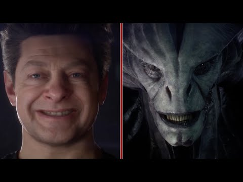 Andy Serkis s How Video Game Faces Can Look Better Than Ever  Unreal Engine  GDC 2018