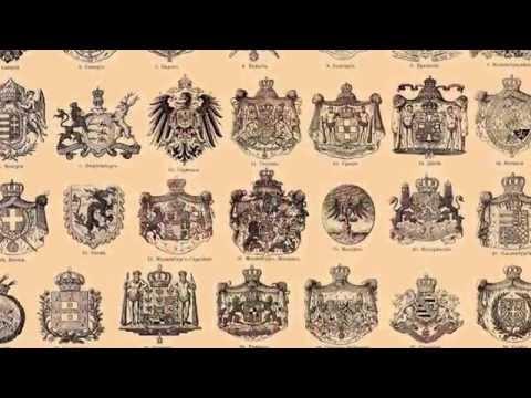 Немного о символах, гербах и знаках