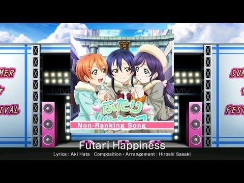 Love Live! School Idol Festival - Futari Happiness (Expert) Playthrough [iOS]