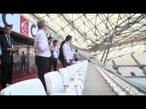 ESSMA Stadium Tour France: EURO 2016 host venues
