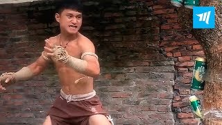Ong Bak in Real Life | Muscle Madness