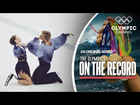 The Ice Dance that Conquered the World | The Olympics on the Record