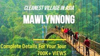 Mawlynnong village: Asia
