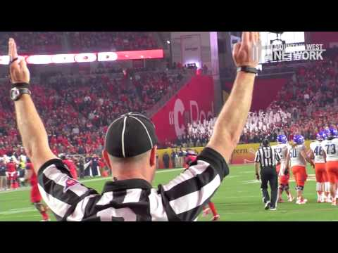 Highlights: Broncos Win Third Straight Fiesta Bowl